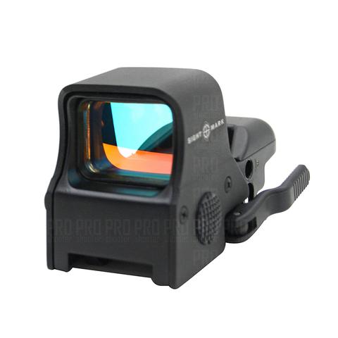 Коллиматорный прицел Sightmark SM14000 на планку Weaver.