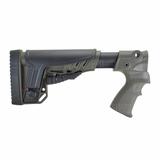 Приклад на ружье МР-135, -155 олива, вид справа, DLG Tactical