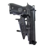 Кобура спортивная универсальная Beretta, H&S