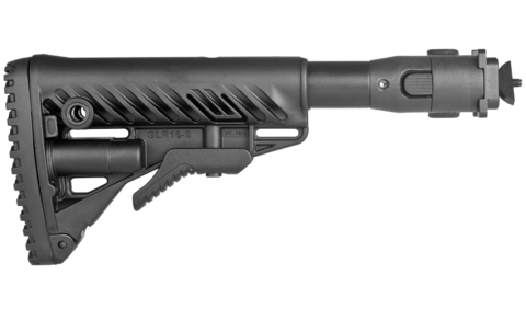 Телескопический приклад для АК M4-AKMIL P, Fab Defense