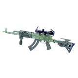 SCP3-145IECDQ оптический прицел на оружии, Leapers UTG