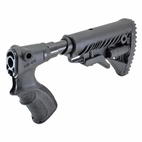 Телескопический приклад AGR 870 FK SB, Fab Defense