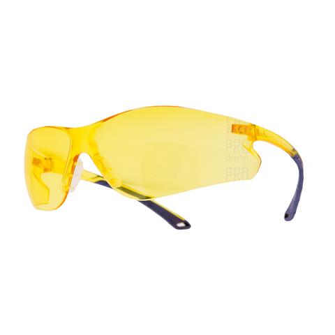 Очки стрелковые Stalker желтые