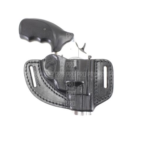 Поясная кобура для револьвера Гроза Р-02, модель №19 Стич Профи