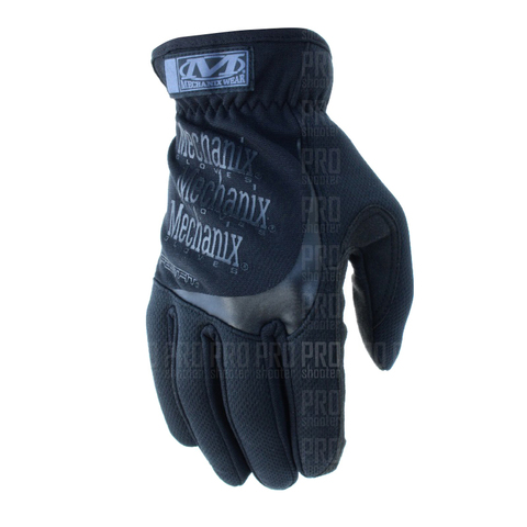 Перчатки стрелковые Mechanix Fast Fit MFF (Черный цвет)