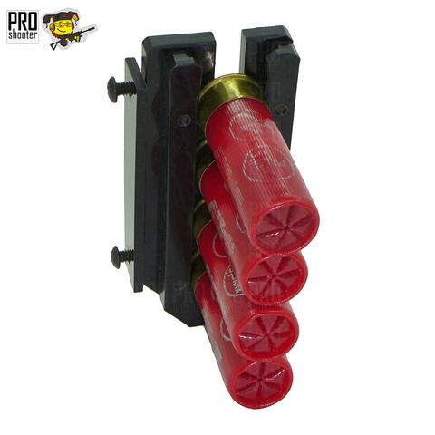 Патронташ спидстриппер на 4 патрона 12 калибра Quick Caddy от Taccom