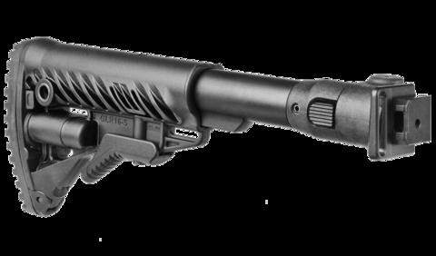 Телескопический приклад для АКСУ M4 AKS P, Fab Defense