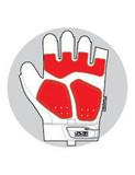 Перчатки стрелковые без пальцев Mechanix M-Pact FINGERLESS GLOVE (Черный цвет)