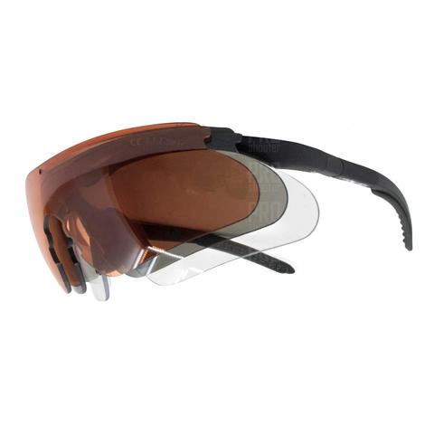Очки стрелковые Swiss Eye Raptor