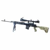 Тактическое цевье VFR-SVD на оружии