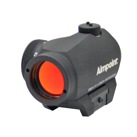Aimpoint Micro H1 коллиматорный прицел с точкой 2 МОА.