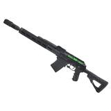 Цевье для Сайги 12 и ВПО-205-00 на оружии