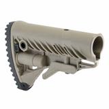 Телескопический приклад GLR 16, пустыня, Fab Defense