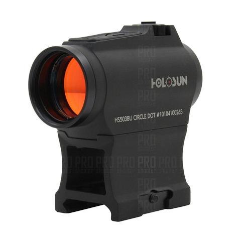 Коллиматорный прицел Holosun HS503BU