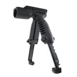 Тактическая рукоятка - сошки T-POD FA разложенные, Fab Defense