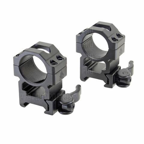 Кольца 25,4 мм быстросъемные, высокие, Leapers UTG