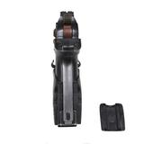 Торцевая сторона пистолета с APS Grip Kit и снятой задней крышкой