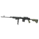 Тактическая рукоятка - сошки T-POD G2 FA на оружии