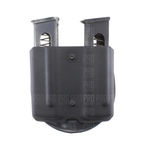 Подсумок для магазинов пистолета ПМ пластиковый двойной, Стич Профи