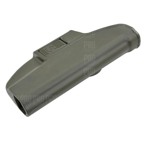 Кобура для пистолета Стечкина пластиковая без крепления, Stich Profi