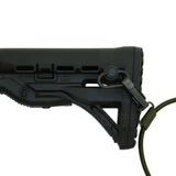 Телескопический приклад GL-SHOCK,  Fab Defense