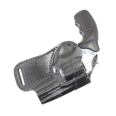 Поясная кобура для револьвера Гроза Р-04, модель №10, Стич Профи