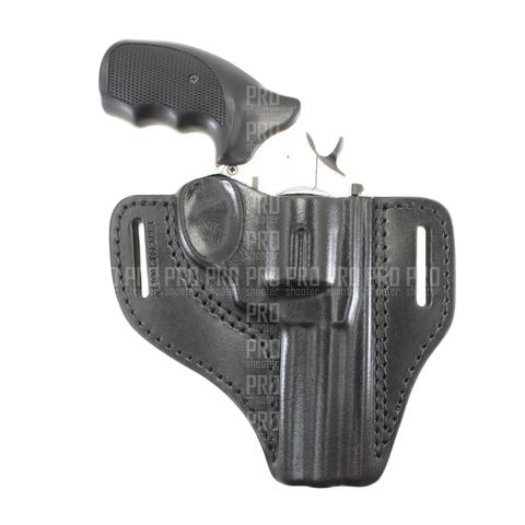 Поясная кобура для револьвера Гроза Р-04, модель №19, Стич Профи