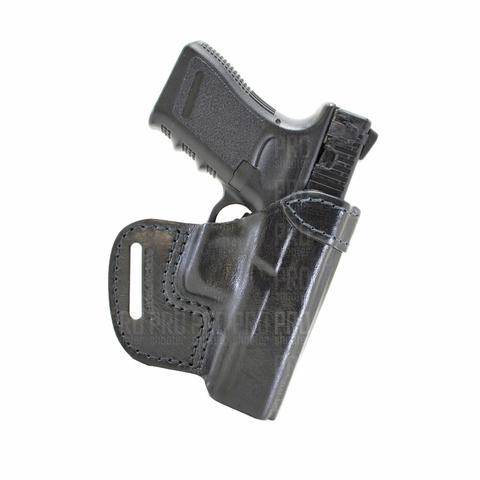 Кобура для Glock 19 поясная, Стич Профи, модель №5