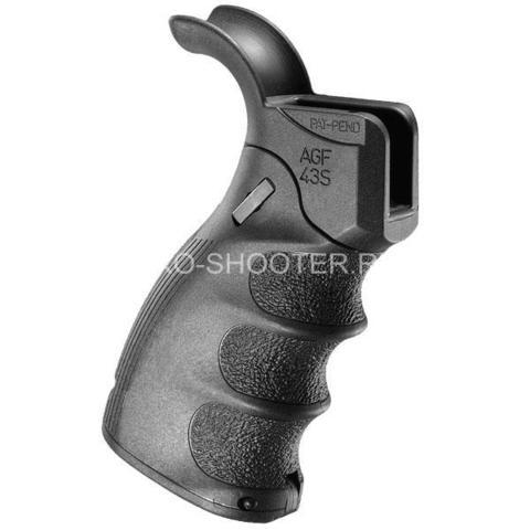 Пистолетная рукоятка эргономичная AGF-43S для M16/M4/AR15