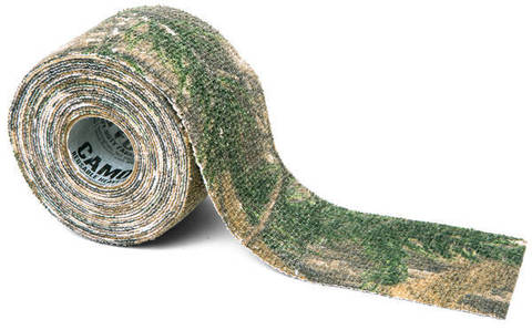 Камуфляжная лента для оружия McNett REAL TREE AP