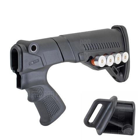 Телескопический приклад на Ремингтон от DLG Tactical