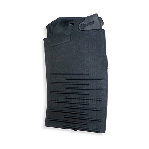 4-cartridge magazine for the 12-gage Vepr, Saiga