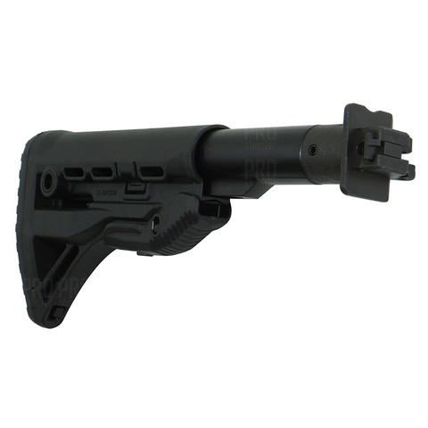 Телескопический приклад на Вепрь M4 VEPR GL-SHOCK, Fab Defense