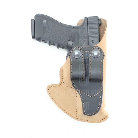 Кобура для Glock 17 скрытого ношения, Стич Профи, модель №14