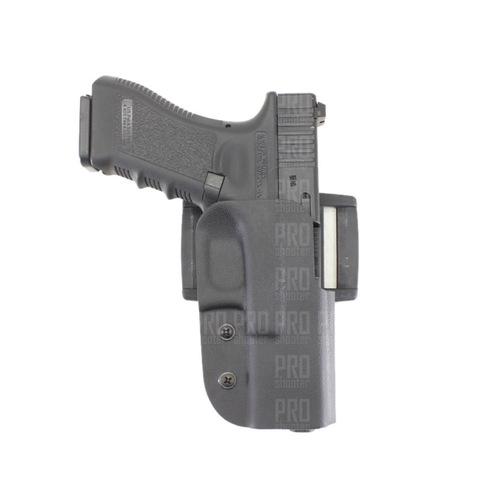 Пластиковая кобура для Glock 17 / 19, Стич Профи, модель №25