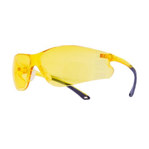 Очки стрелковые VENTURE ITEK, Pyramex желтые