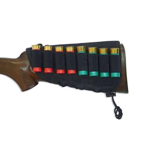 Патронташ на приклад и руку 12 калибр на 16 патронов