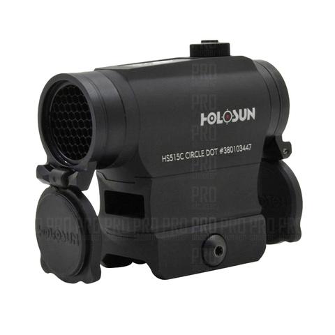 Коллиматорный прицел Holosun HS515C