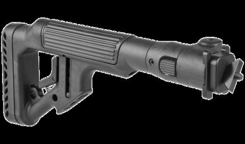 Тактический складной приклад для АК UAS-AKMIL P, Fab Defense