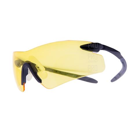 Стрелковые очки Rotator, Pyramex желтые