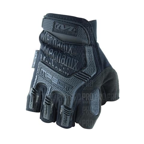 Перчатки стрелковые Mechanix M-Pact FINGERLESS GLOVE (Черный цвет)