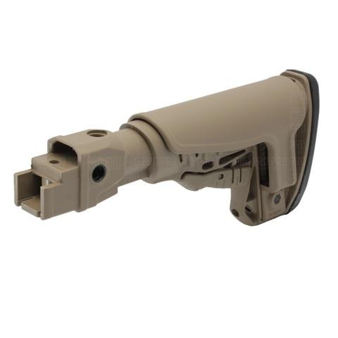 Телескопический приклад АК-74, DLG Tactical