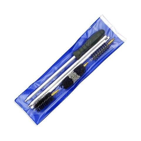 Набор для чистки оружия гладкоствольного 12 калибра, шомпол алюминиевый