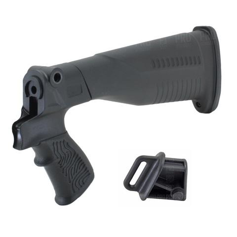 Пластиковый приклад на Mossberg, DLG Tactical