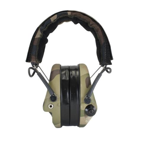 Активные наушники MSA Sordin Supreme Pro-X LED CAMO