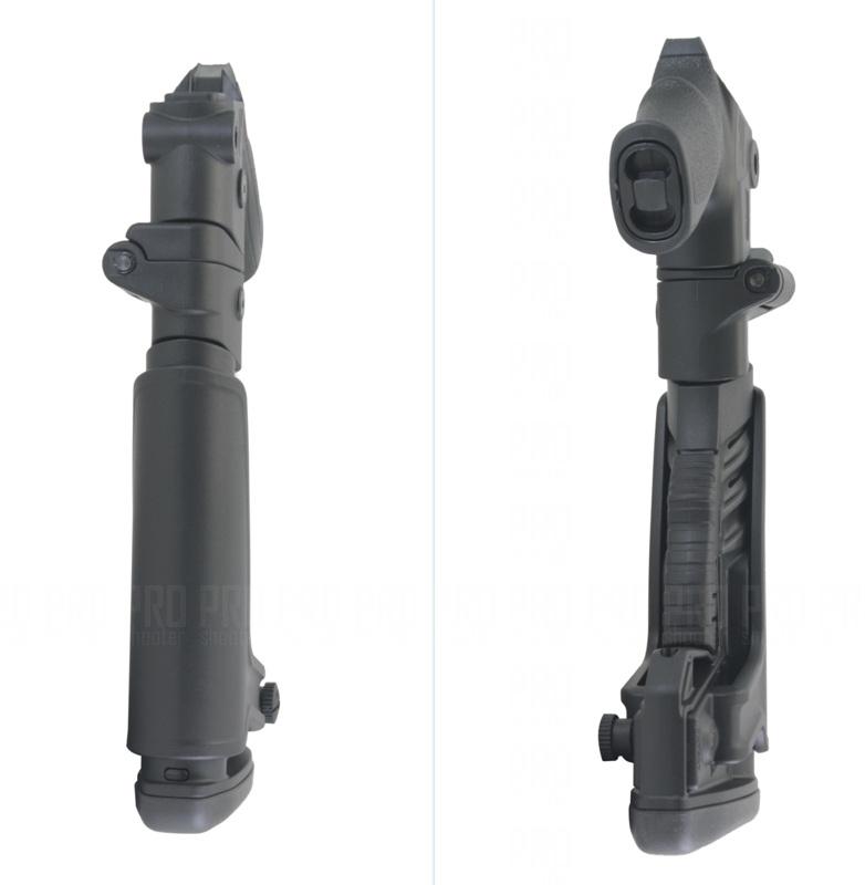 Телескопический приклад Бекас, DLG Tactical