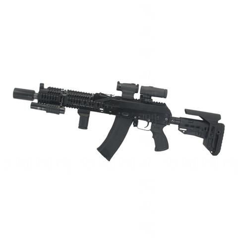 Holosun HM3X на оружии