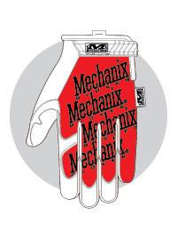 Перчатки стрелковые Mechanix ORIGINAL GLOVE