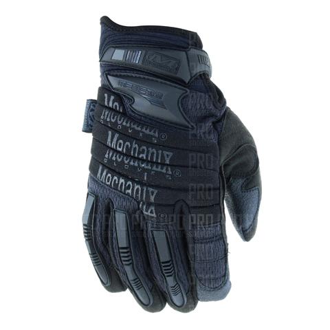 Перчатки стрелковые Mechanix M-Pact2 MP2 (Черный цвет)