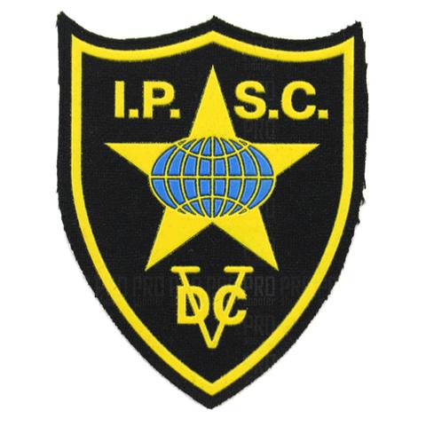 Шеврон IPSC 7,5х9см